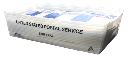 USPS Mail Tray Tags Bulk Mailer Software